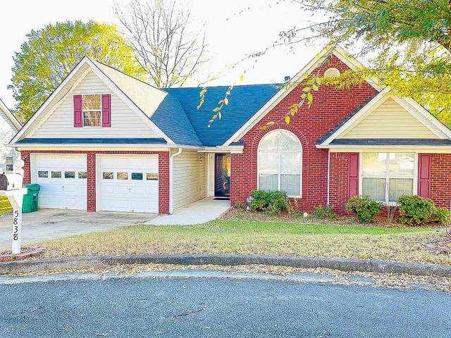 5838 Lakeview Circle, Lithonia, GA 30058 (MLS #6817879) :: Path & Post Real Estate