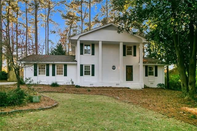 2227 Cherring Lane, Dunwoody, GA 30338 (MLS #6817897) :: North Atlanta Home Team