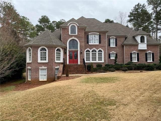 804 Ridgestone Court, Peachtree City, GA 30269 (MLS #6817952) :: North Atlanta Home Team