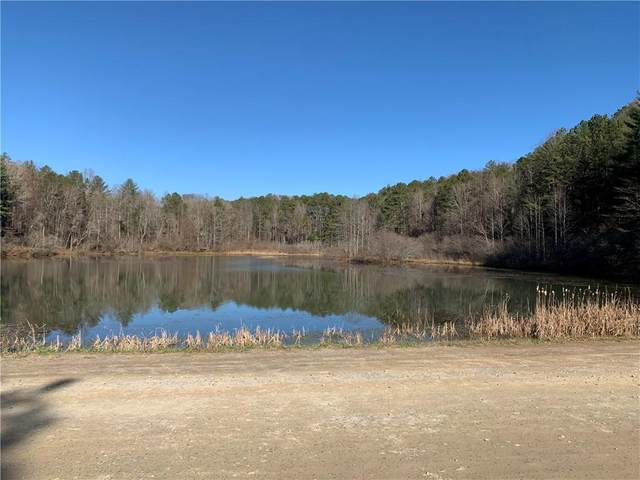 Lot 7 Brushy Top, Cold Springs Mountain Drive, Ellijay, GA 30540 (MLS #6818050) :: The Butler/Swayne Team
