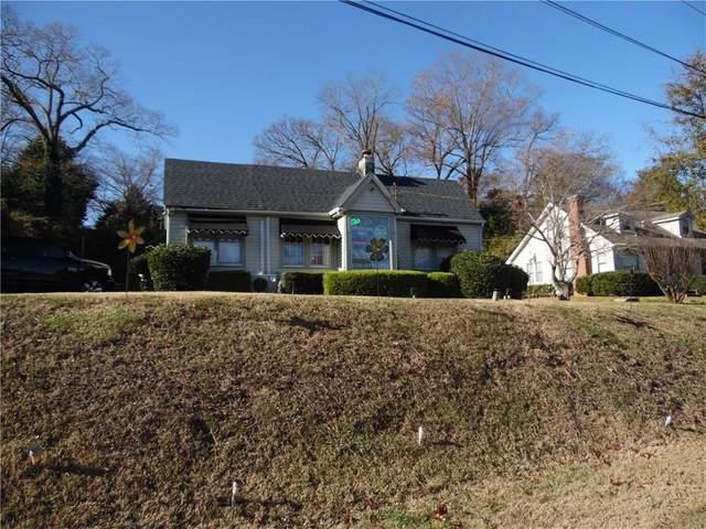 1065 Thompson Bridge Road, Gainesville, GA 30501 (MLS #6818132) :: The Justin Landis Group