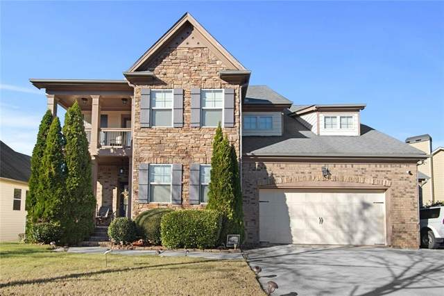 1112 Ida Woods Lane, Lawrenceville, GA 30045 (MLS #6818166) :: North Atlanta Home Team