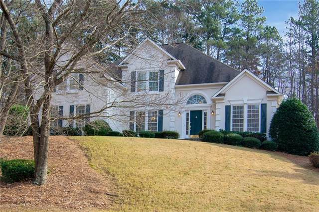 3945 Berkeley View Drive, Berkeley Lake, GA 30096 (MLS #6818359) :: North Atlanta Home Team