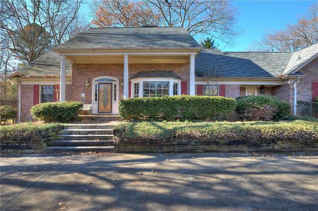 43 Hickory Hill Drive SW, Cartersville, GA 30120 (MLS #6818378) :: The Realty Queen & Team