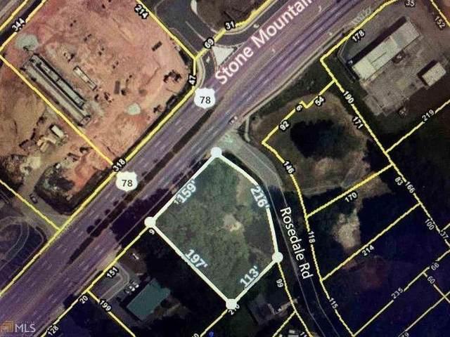 2155 Rosedale Road, Snellville, GA 30078 (MLS #6818396) :: North Atlanta Home Team