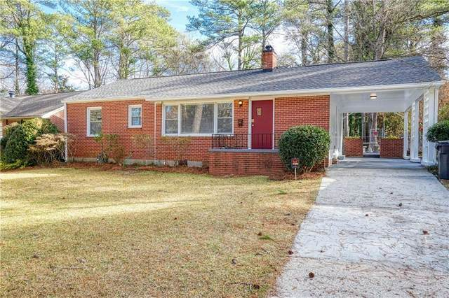 2922 Clark Drive S, East Point, GA 30344 (MLS #6818441) :: North Atlanta Home Team