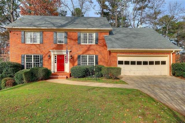 2960 Abbottswell Drive, Alpharetta, GA 30022 (MLS #6818452) :: North Atlanta Home Team