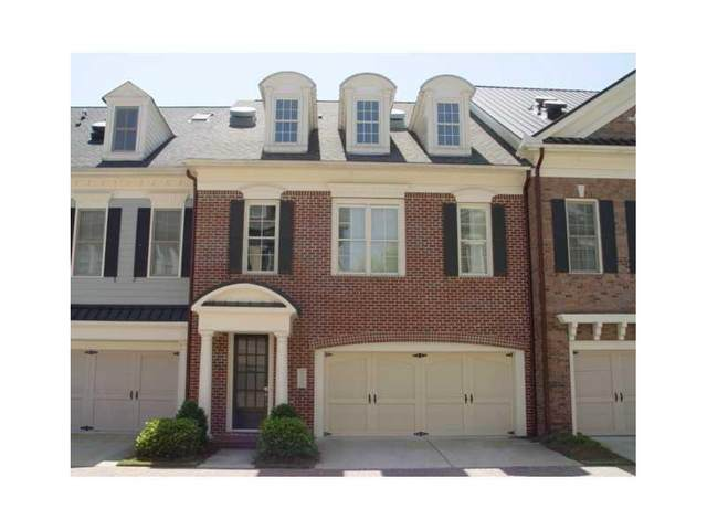 2260 Edgartown Lane SE #1, Smyrna, GA 30080 (MLS #6818496) :: KELLY+CO