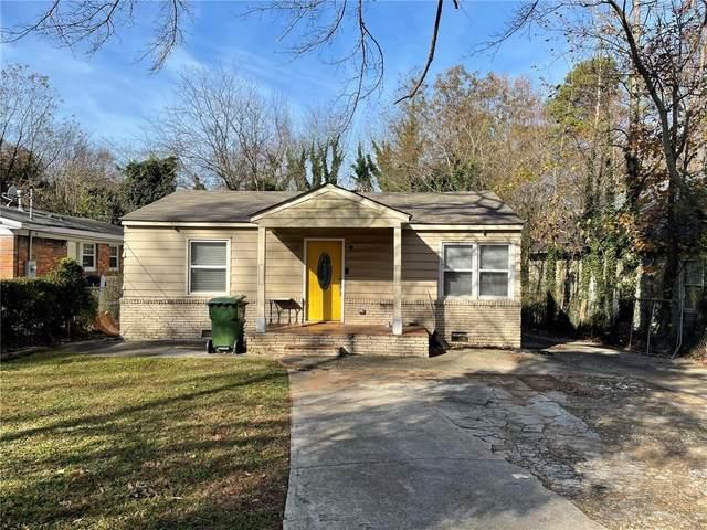 2805 Grand Avenue SW, Atlanta, GA 30315 (MLS #6818533) :: Path & Post Real Estate
