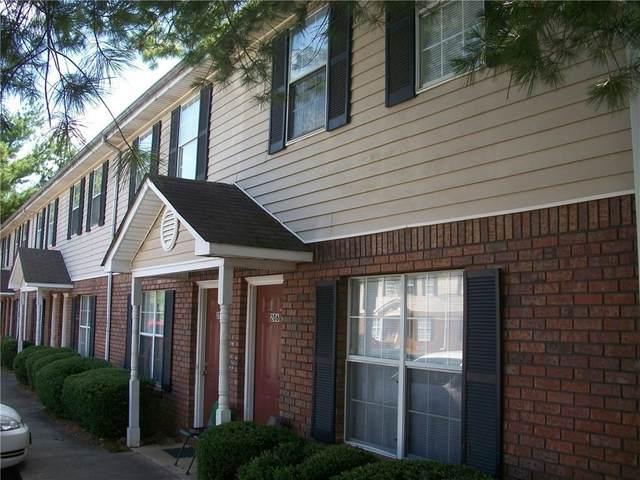 201 Iron Belt Court #306, Cartersville, GA 30120 (MLS #6818589) :: Kennesaw Life Real Estate
