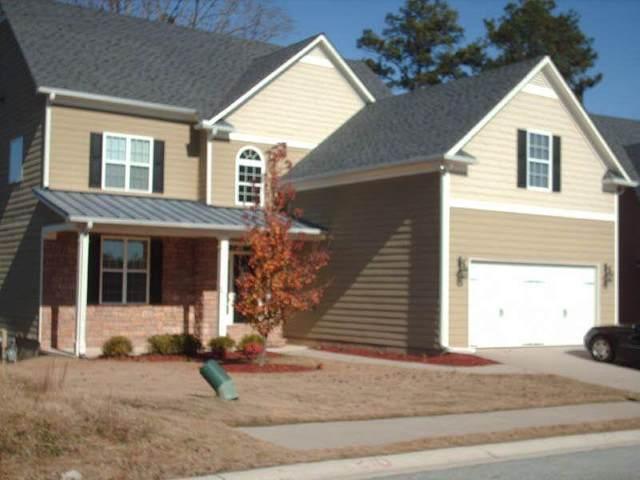 536 S Fortune Way, Dallas, GA 30157 (MLS #6818637) :: Path & Post Real Estate