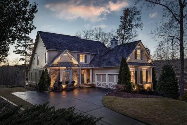 55 Scarlet Oak Lane, Dawsonville, GA 30534 (MLS #6818663) :: North Atlanta Home Team