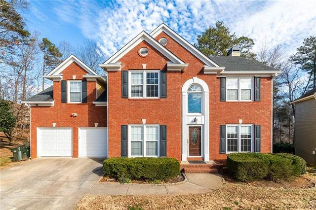 4045 Willowmere Trace NW, Kennesaw, GA 30144 (MLS #6818665) :: Path & Post Real Estate