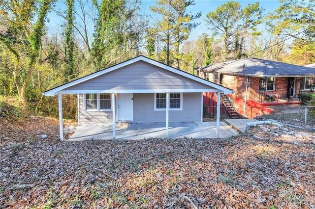 1602 Ezra Church Drive NW, Atlanta, GA 30314 (MLS #6818730) :: Path & Post Real Estate