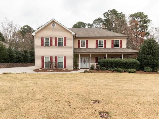 1535 Peachcrest Drive, Lawrenceville, GA 30043 (MLS #6818755) :: North Atlanta Home Team