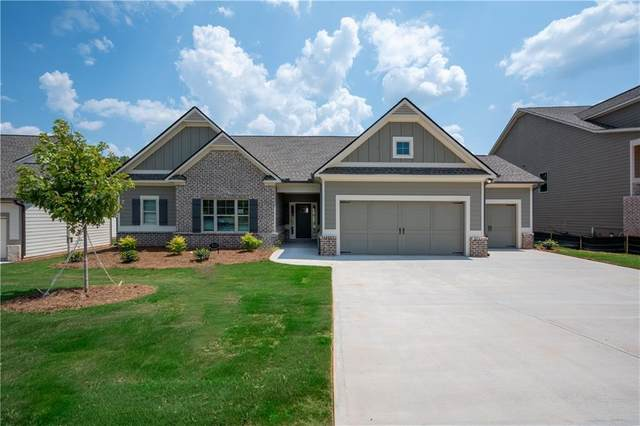 226 Club Drive, Monroe, GA 30655 (MLS #6818814) :: Path & Post Real Estate
