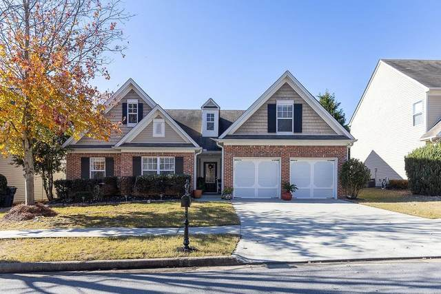 2606 Gristhaven Lane, Buford, GA 30519 (MLS #6818921) :: The North Georgia Group