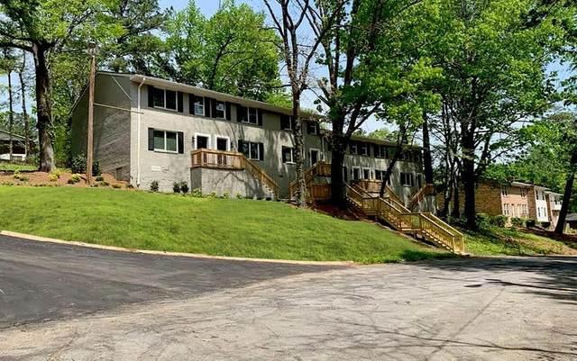2451 Peachwood Circle NE, Atlanta, GA 30345 (MLS #6819025) :: Path & Post Real Estate