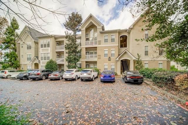 4303 Westchester Ridge NE #4303, Atlanta, GA 30329 (MLS #6819036) :: RE/MAX Paramount Properties