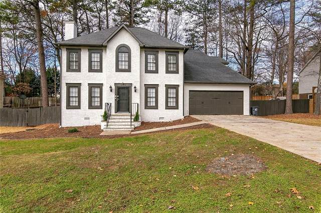 2828 Colony Circle, Snellville, GA 30078 (MLS #6819127) :: The Justin Landis Group