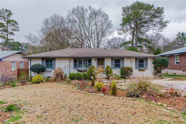 2606 Woodridge Drive, Decatur, GA 30033 (MLS #6819192) :: The Zac Team @ RE/MAX Metro Atlanta