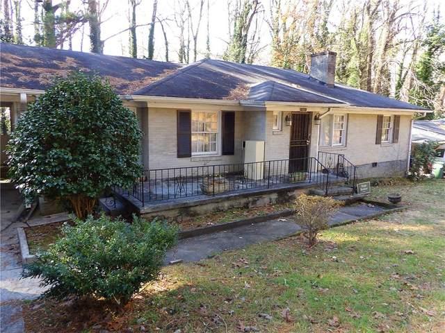 1695 Delowe Drive SW, Atlanta, GA 30311 (MLS #6819314) :: North Atlanta Home Team