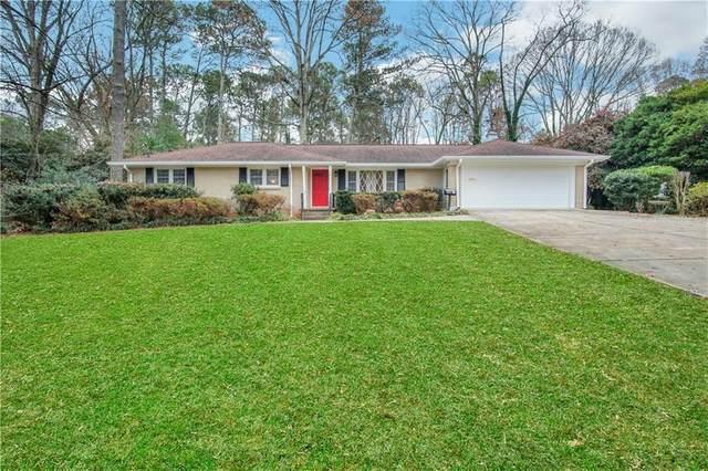 5029 Hugh Howell Road, Smoke Rise, GA 30087 (MLS #6819332) :: North Atlanta Home Team