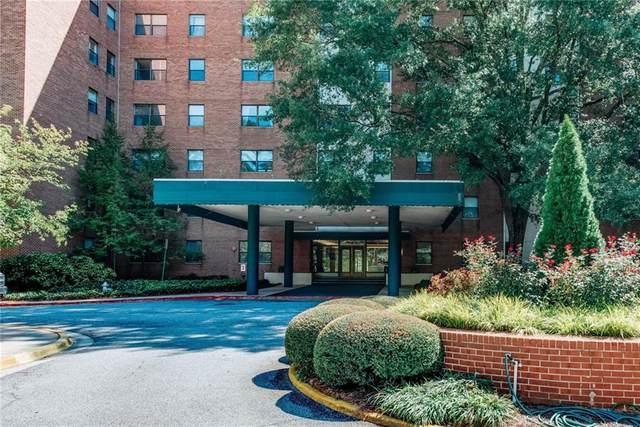2965 Pharr Court #208, Atlanta, GA 30305 (MLS #6819346) :: RE/MAX Paramount Properties