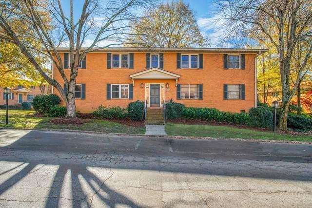 3510 Roswell Road NW E1, Atlanta, GA 30305 (MLS #6819354) :: The Justin Landis Group