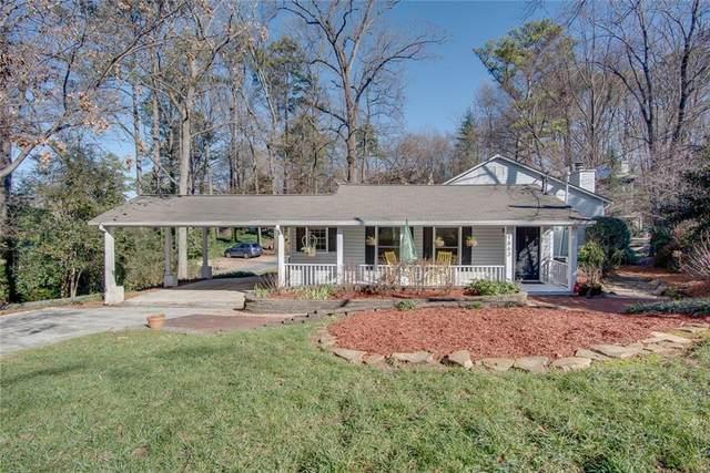 1863 Volberg Street NW, Atlanta, GA 30318 (MLS #6819366) :: AlpharettaZen Expert Home Advisors