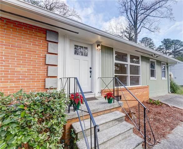 541 Lyle Drive SE, Marietta, GA 30067 (MLS #6819367) :: Oliver & Associates Realty