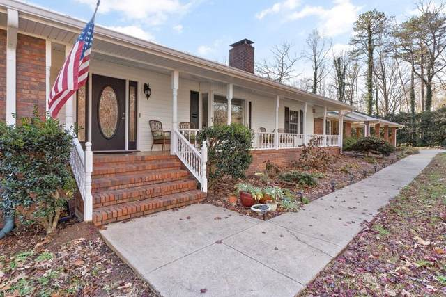 5535 Northwoods Road, Clermont, GA 30527 (MLS #6819456) :: Path & Post Real Estate