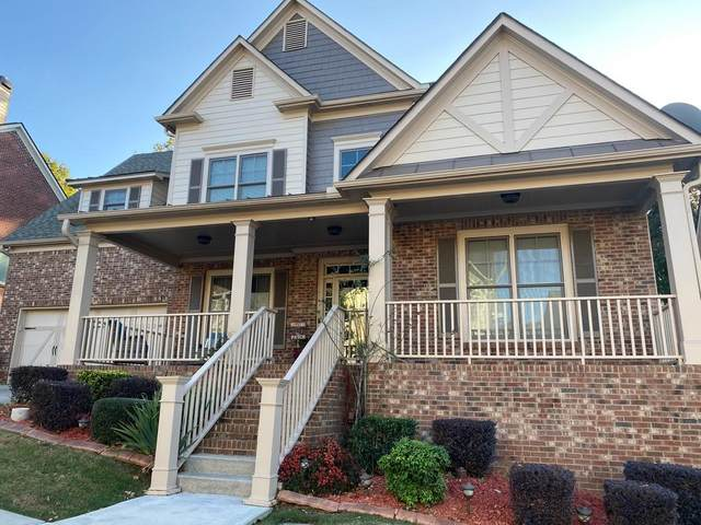 4498 Arbor Crest Place, Suwanee, GA 30024 (MLS #6819463) :: The North Georgia Group