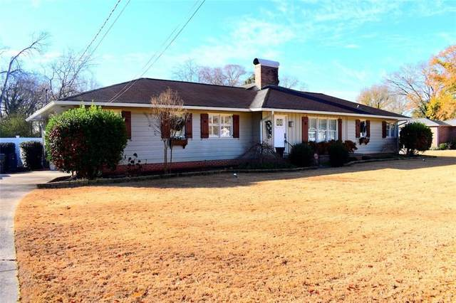 213 West Fairmount Avenue, Cedartown, GA 30125 (MLS #6819478) :: North Atlanta Home Team
