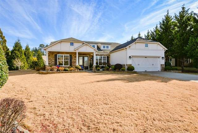 311 Skyland Drive, Canton, GA 30114 (MLS #6819503) :: North Atlanta Home Team