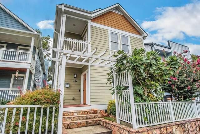 102 Richmond Street SE, Atlanta, GA 30312 (MLS #6819509) :: Oliver & Associates Realty