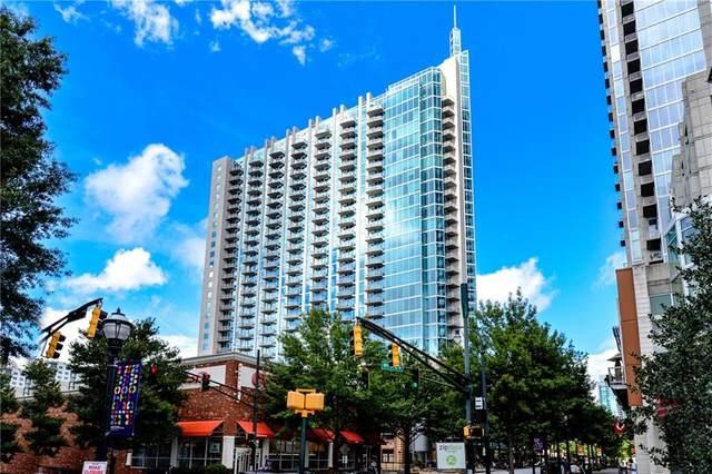 860 Peachtree Street NE #1814, Atlanta, GA 30308 (MLS #6819513) :: RE/MAX Paramount Properties