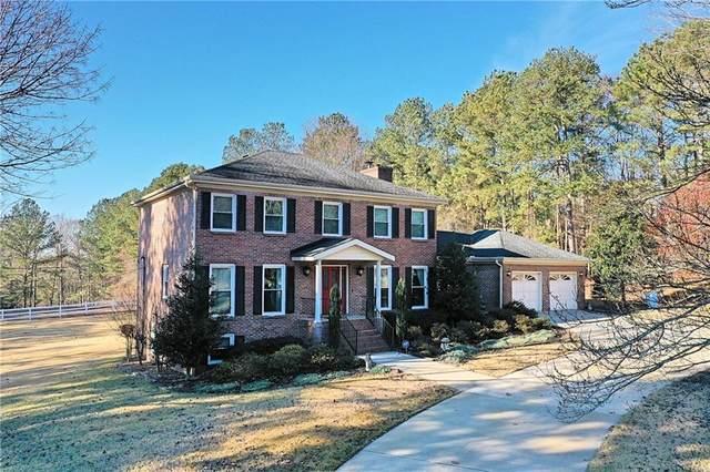 2749 Dennard Road NE, Conyers, GA 30013 (MLS #6819536) :: North Atlanta Home Team