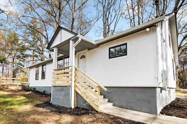4650 White City Road, Atlanta, GA 30337 (MLS #6819550) :: North Atlanta Home Team