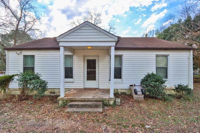1302 W Ridge Avenue, Stone Mountain, GA 30083 (MLS #6819579) :: North Atlanta Home Team