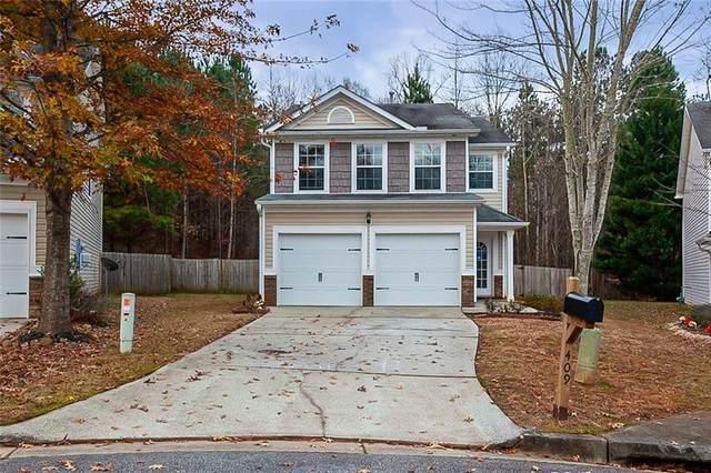 409 Hidden Creek Court, Canton, GA 30114 (MLS #6819619) :: Oliver & Associates Realty