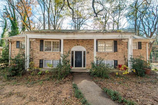 1409 Renee Drive, Decatur, GA 30035 (MLS #6819628) :: The Zac Team @ RE/MAX Metro Atlanta