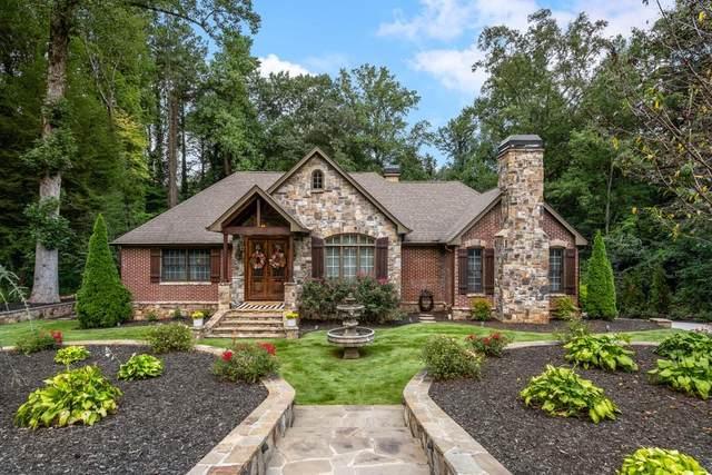 3589 Lee Street, Smyrna, GA 30080 (MLS #6819629) :: North Atlanta Home Team