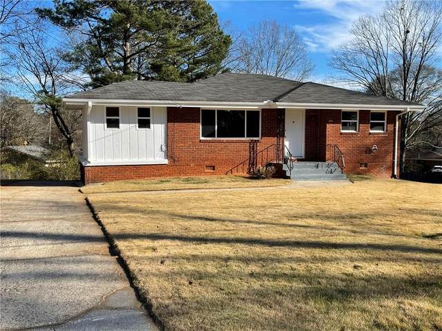 3581 Crestview Drive, Smyrna, GA 30082 (MLS #6819652) :: Path & Post Real Estate