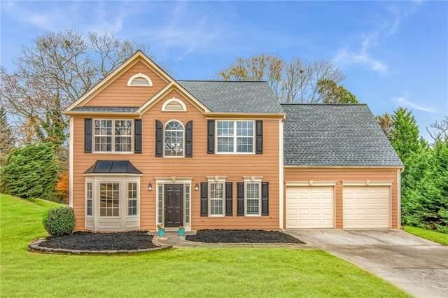 1345 Holleybrooke Drive, Alpharetta, GA 30004 (MLS #6819671) :: North Atlanta Home Team