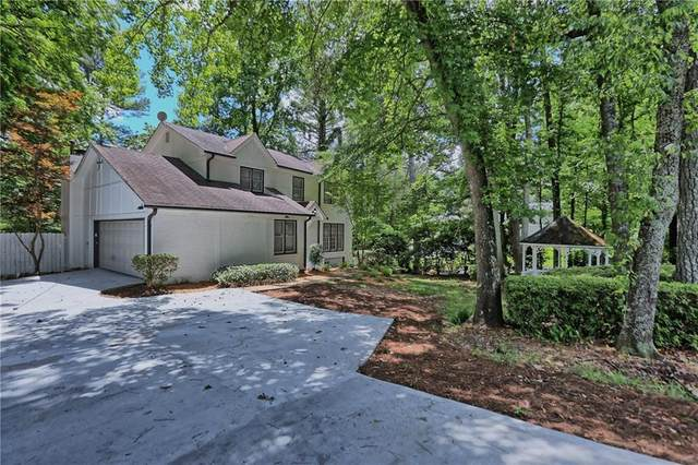 3445 Dunwoody Club Drive, Atlanta, GA 30350 (MLS #6819680) :: North Atlanta Home Team