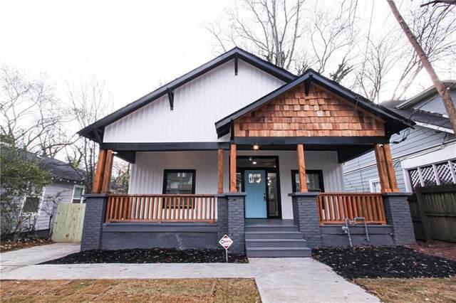 1450 Beecher Street SW, Atlanta, GA 30310 (MLS #6819695) :: RE/MAX Paramount Properties