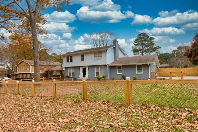 2303 Country Club Drive SE, Conyers, GA 30013 (MLS #6819700) :: Path & Post Real Estate