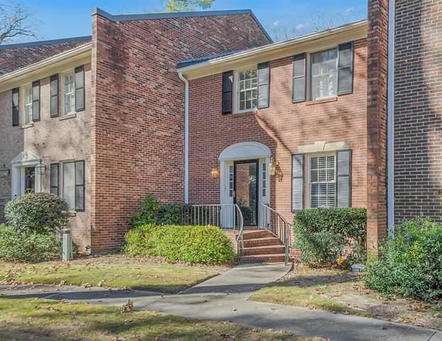 3050 NW Margaret Mitchell Drive #42, Atlanta, GA 30327 (MLS #6819709) :: KELLY+CO