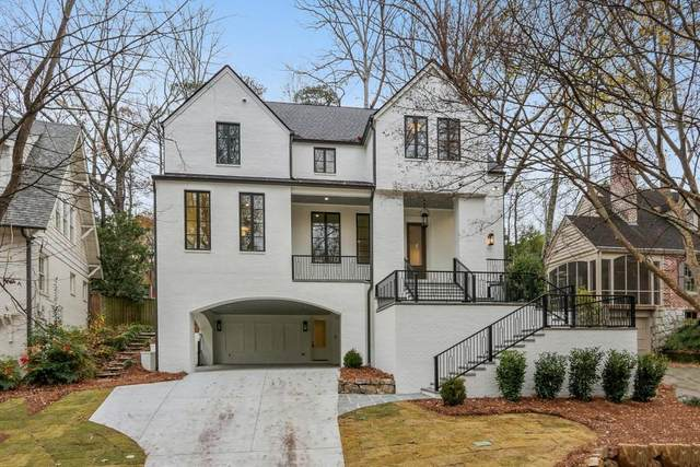 731 Wildwood Place NE, Atlanta, GA 30324 (MLS #6819795) :: North Atlanta Home Team